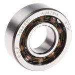 Product image for 1row angular contact ballbearing,15mm ID