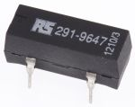Product image for SPNO reed relay,0.5A 24Vdc coil