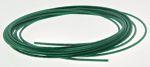 Product image for Green polyurethane belt,5m L x 2mm dia