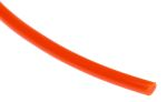 Product image for Orange polyurethane belt,5m L x 3mm dia
