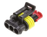 Product image for Superseal 1.5 3 way plug housing