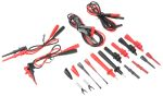 Product image for 1Fluke TL81A Deluxe Electronic Lead Set