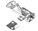 Product image for Stainless steel adjustable pull latch