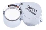 Product image for Hastings triplet lens,Single 10X