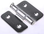 Product image for HD hinge w/large removable pin,92x82x3mm