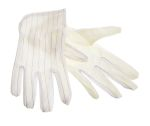 Product image for Medium PVC smooth palm surface gloves