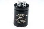 Product image for Al electrolytic screw cap,10000uF 40V