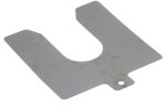 Product image for Assorted s/steel shim stock,125x125mm