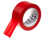 Product image for VINYL TAPE 50MM RED