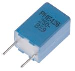 Product image for Radial polyprop cap,100nF 250V 5mm