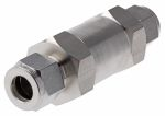 Product image for F series s/steel inline filter,1/2in OD