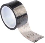 Product image for Polyprop adhesive grid tape,34mx48mm