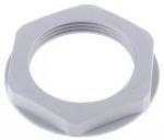 Product image for Locknut, nylon, grey, M32, IP68