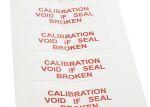 Product image for SAV label 'CALIBRATION.BROKEN',38x12.7mm