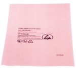 Product image for Antistatic pink bag, 155x254mm