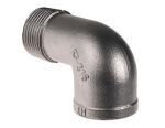Product image for Street elbow,1in BSPP F-1in BSPT M