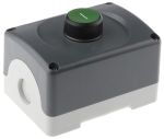 Product image for Start Station - Green Pushbutton 1N/O