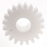 Product image for Delrin spur gear - 0.5 module 20 teeth