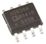 Product image for Instrumentation amp, 120kHz , SOIC8