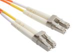 Product image for LC-LC patchlead OM1 Duplex Orange 10m