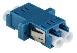 Product image for LC singlemode duplex adapter