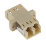 Product image for LC multimode duplex adapter