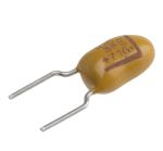 Product image for T356 radial tantalum capacitor,35V 10uF