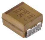 Product image for Tant Cap 10uF 20V