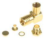 Product image for Clamp SMB r/a female plug-RG174A/U cable