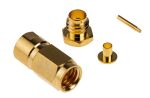 Product image for Clamped SMC male straight plg-RG174A/U