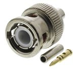 Product image for Crimp BNC straight plug-RG178 cable50ohm