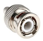Product image for Crimp BNC straight plug-cheapernet cable