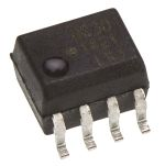 Product image for HIGH CMR OPTO-ISOLATOR,HCPL0630 SOIC8