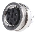 Product image for C091A front mount 6 way female