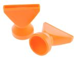 Product image for 1/2in Flared Nozzle