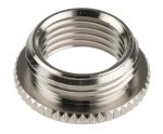 Product image for Nickel Plated Brass reducer  M20 to M16