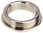 Product image for Nickel Plated Brass reducer  M50 to M40