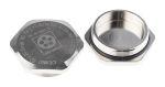 Product image for Blanking Plug M40 Metal ATEX IP68