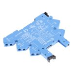 Product image for Socket DIN, 24Vdc for 34.51 relay