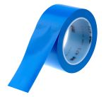 Product image for Vinyl tape 50 mm x 33 mm, blue