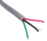 Product image for Cable 20AWG 7/28 4C Unshielded
