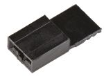 Product image for 2.54mm,Shunt,contact assembly,2W,open,Au