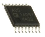 Product image for Analog MUX Dual 4:1 16.5V/ 16.5V