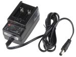 Product image for Power Supply,Plug Top,24V,0.625A,15W