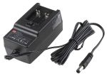 Product image for Power Supply,Plug Top,24V,0.75A,18W