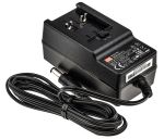 Product image for Power Supply,Plug Top,24V,1A,24W