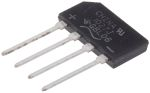 Product image for Diode Rectifier Bridge Single 600V 4A