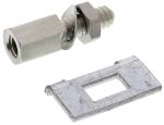 Product image for Screwlock kit female 4-40 D-Sub