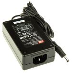 Product image for Power Supply,Desktop, C14,24V,0.62A,15W