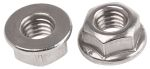 Product image for Stainless Steel flange nut,M8
